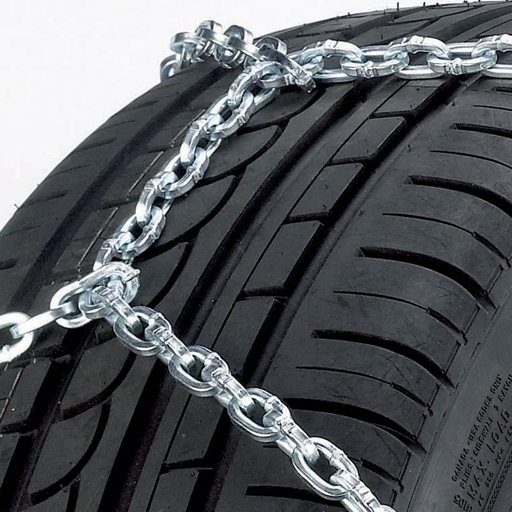 Tire Chains Installation