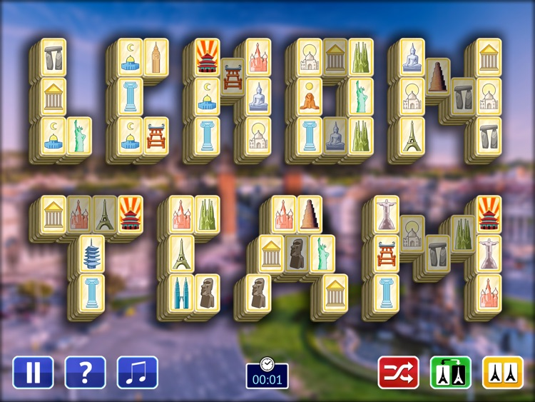 Mahjong Travel screenshot-3