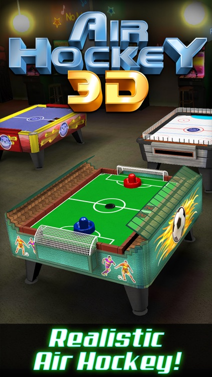 Air Hockey Championship 3D