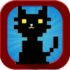A Meow Meow Cat  Pixel Action Game FREE icon