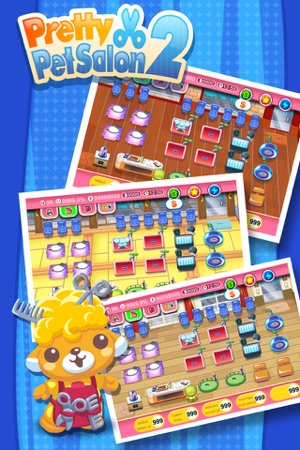 Pretty pet salon 2 on the app store for A touch of class pet salon