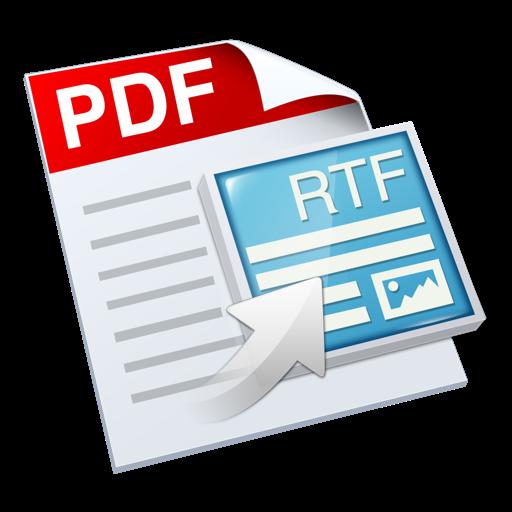 PDF to RTF Pro