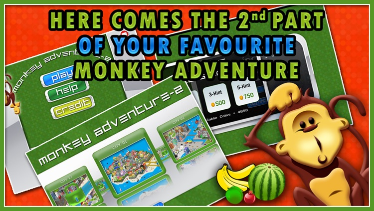 Monkey Adventure 2 screenshot-1