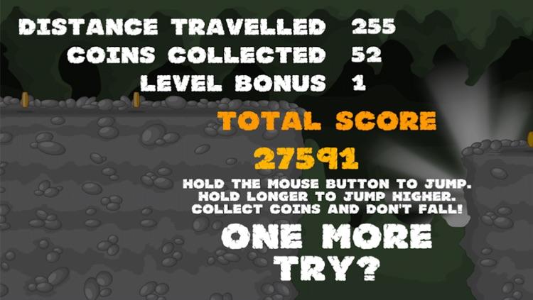 Cave Run!! - Great endless running adventure screenshot-3