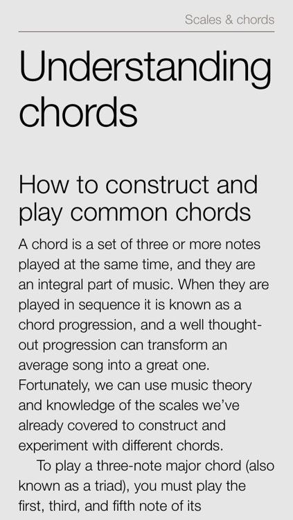 For Beginners: Music Theory screenshot-3