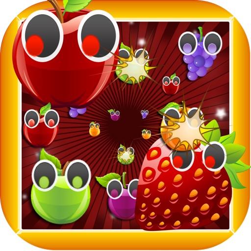 Fruit Puzzle Match Hero Story - Solve Frenzy & Matching Blitz Pro