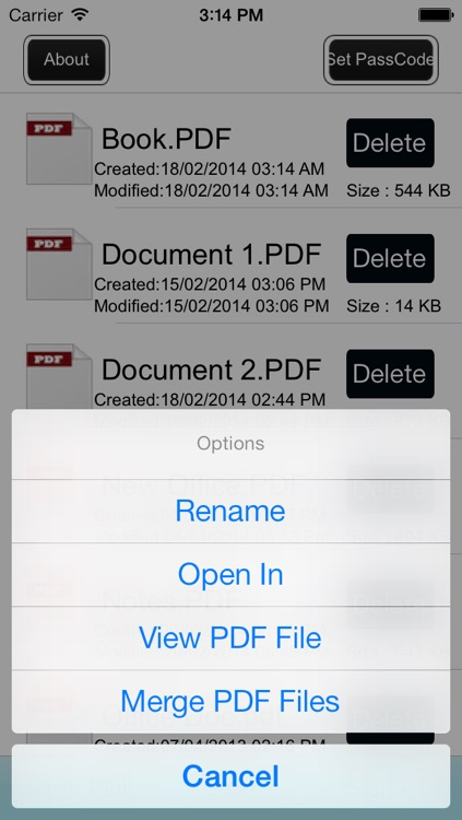Signature Pro - Scan , Sign , Email , Print Document for iPhone and iPad