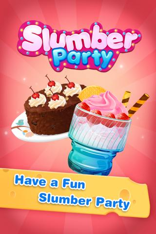 Slumber Party! screenshot 1