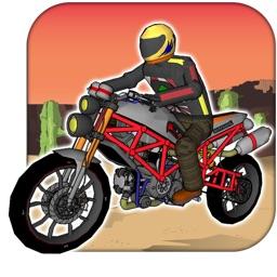 Xtreme Motocross Frontier: Dirt Bike Stunt Skills