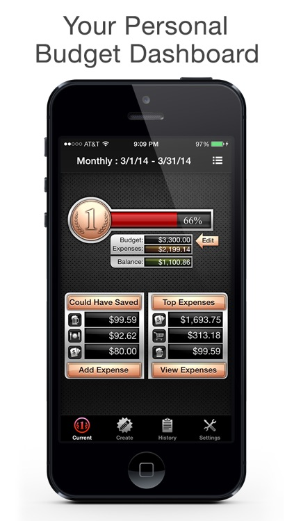 Budget Saved Personal Finance Planner App Canada - To bank, save money, debt assistant and cashflow - Smart mobile banking