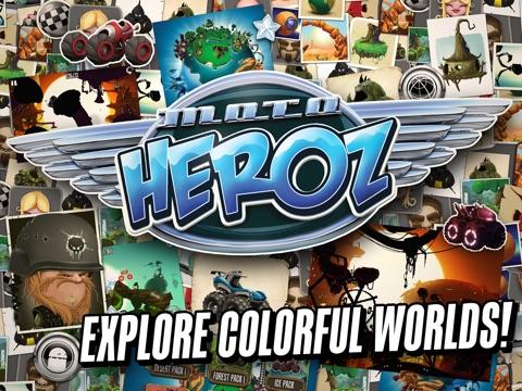 Скачать MotoHeroz HD