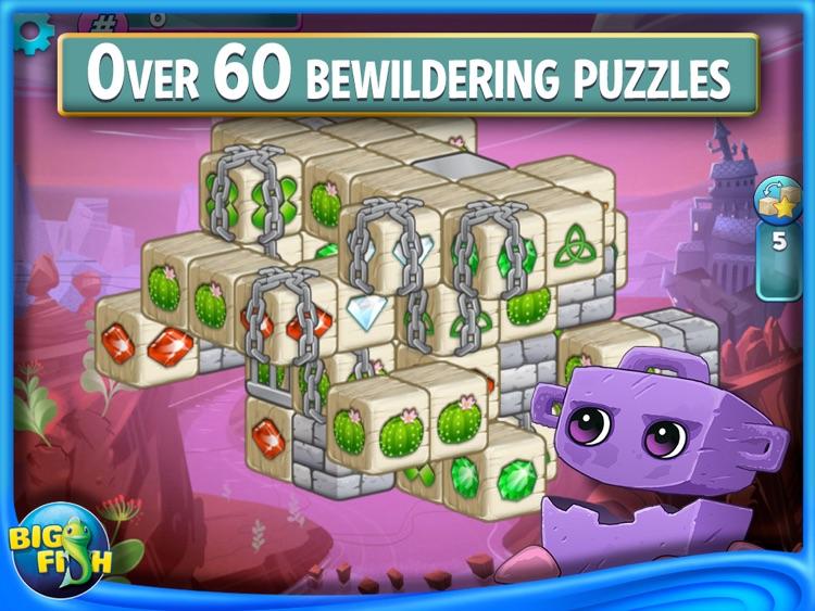 Mahjongg Dimensions Unblocked HD screenshot-4