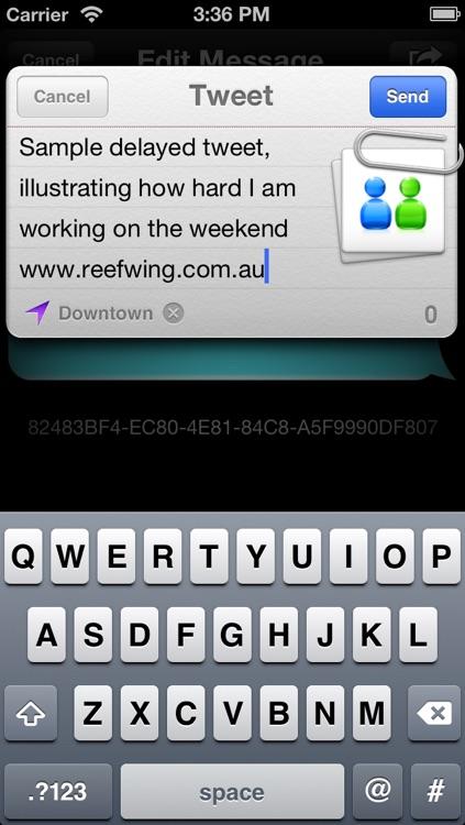 MessageMate screenshot-4