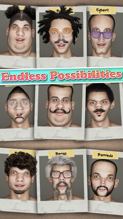 Ugly Face Booth screenshot-3