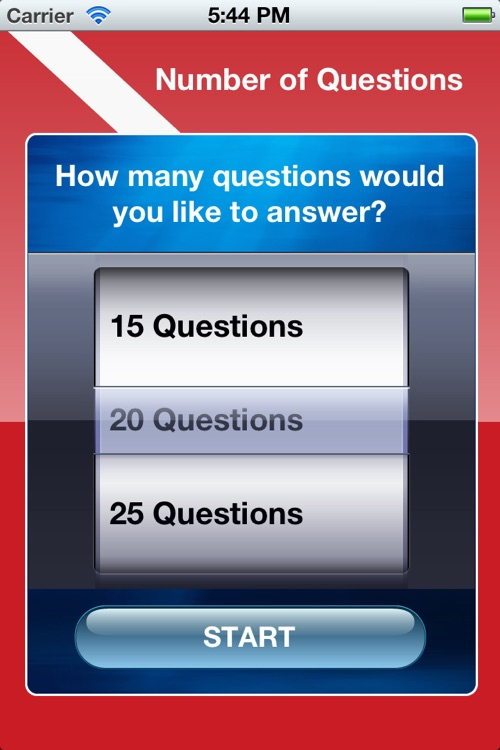 ScubaQuiz screenshot-1