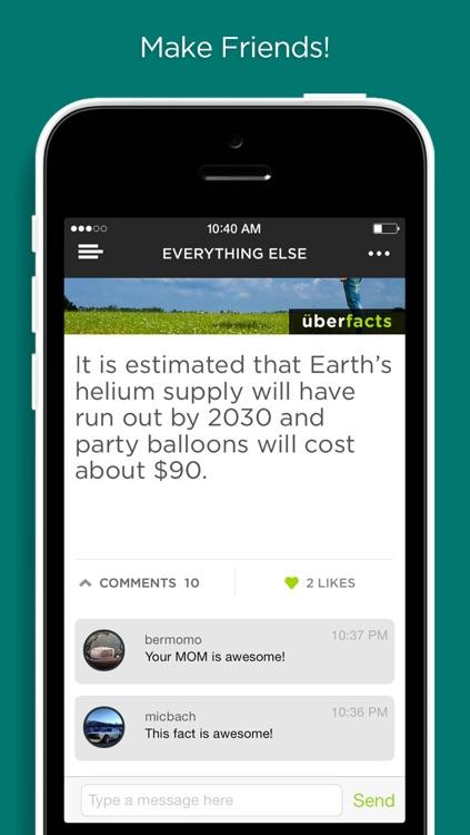 UberFacts - Free screenshot-3