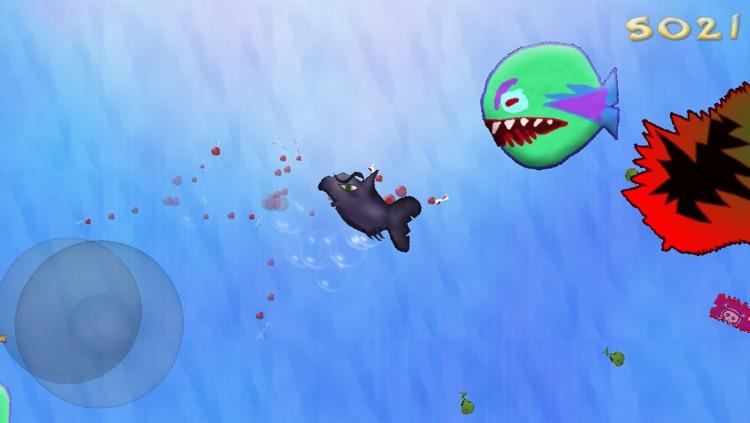 Hungry Fish Free screenshot-3