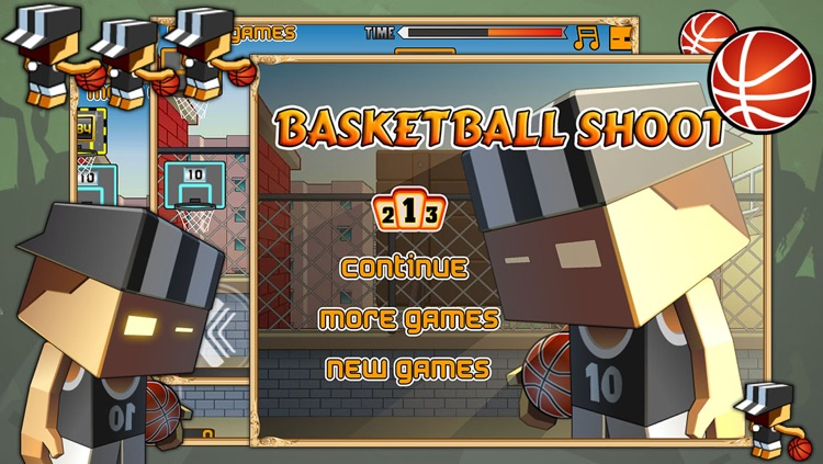 Basketball Shoot screenshot-4