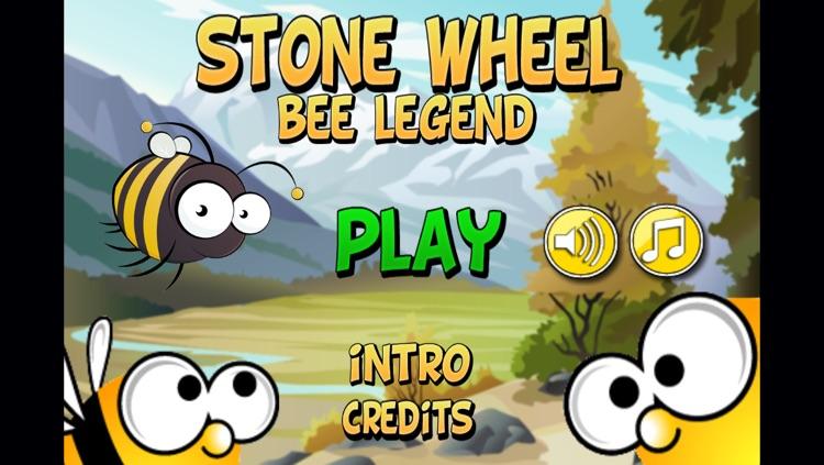 Stone Wheel 2 - Bee Legend