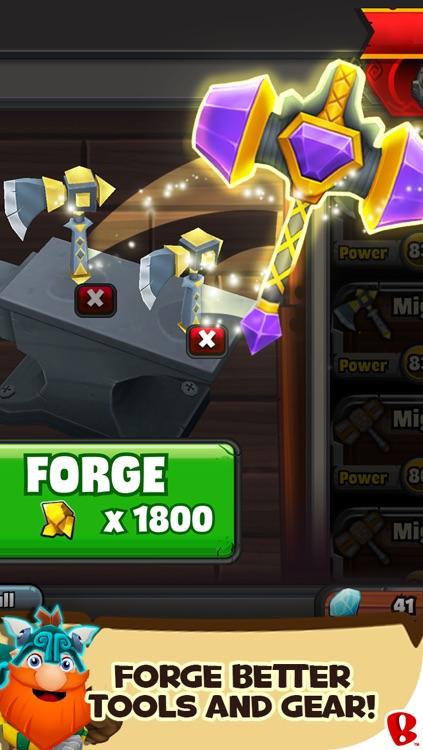 Dwarven Den™ - The Mining Puzzle Game screenshot-3