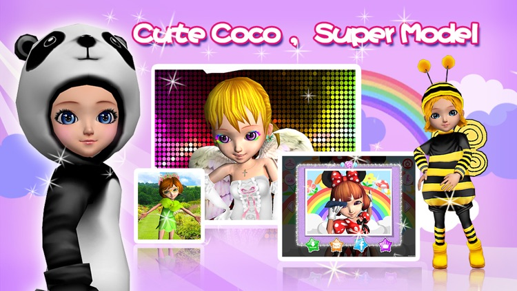 Coco Dress Up 3D screenshot-3