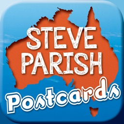 Steve Parish Postcards HD