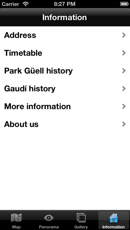 Park Güell Tour screenshot-3