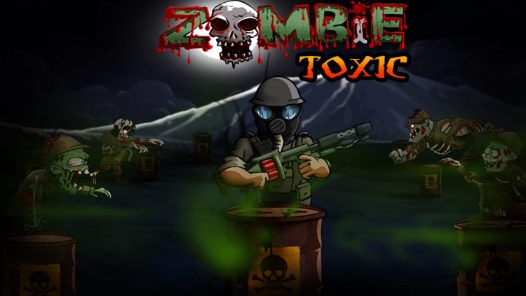 Zombie Toxic Pro - Top Best Free War Game