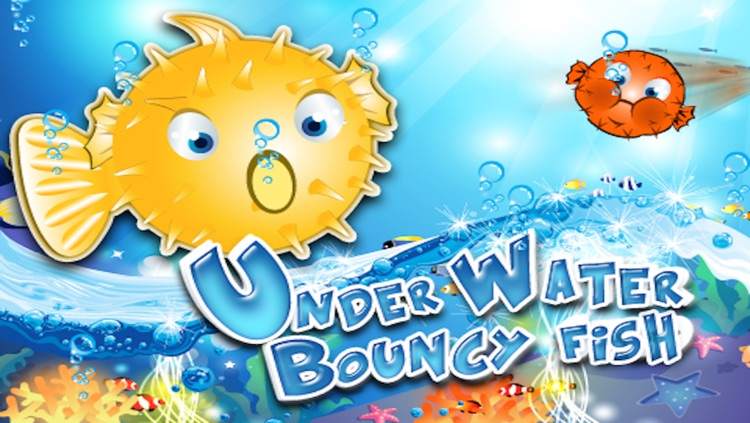 Underwater Bouncy Fish - Excellent Swimmer has a Dream FREE HD