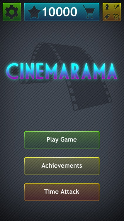 Cinemarama - guess the movie