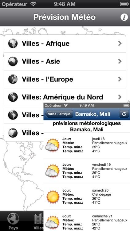 Pays du Monde Free screenshot-4