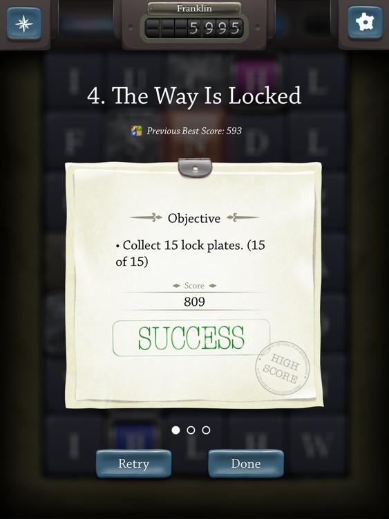 Spell Rift for iPad screenshot-4