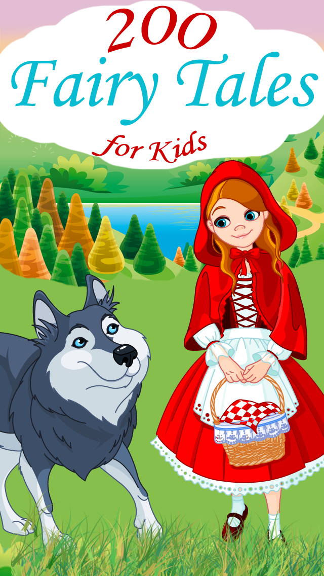 200 Fairy Tales for Kids - The Most Beautiful Stories for Childrenのおすすめ画像1