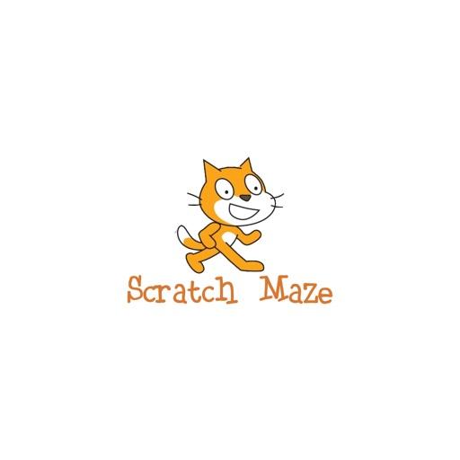 Scratch Maze by Darren Smith