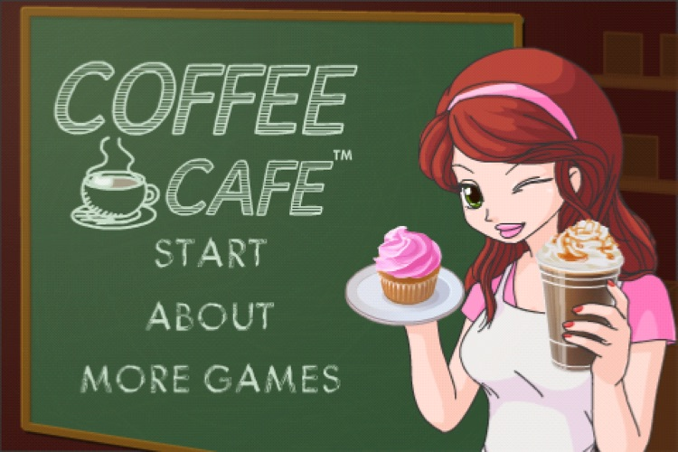 Coffee Cafe screenshot-0
