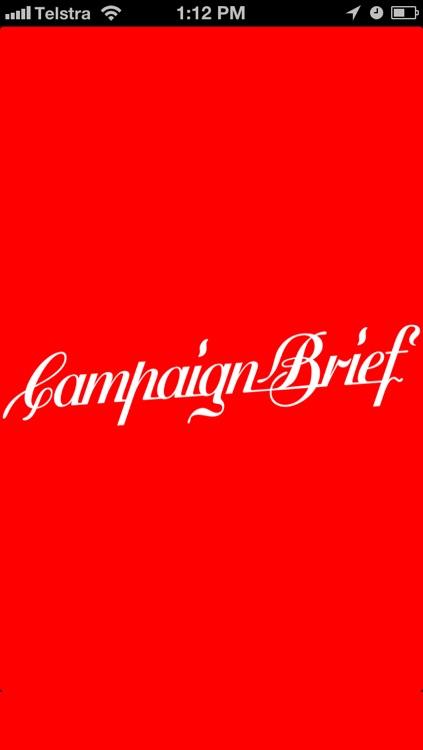 Campaign Brief Blog