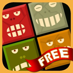 Jungle Blocks Collapse - Free Puzzle Brain Game