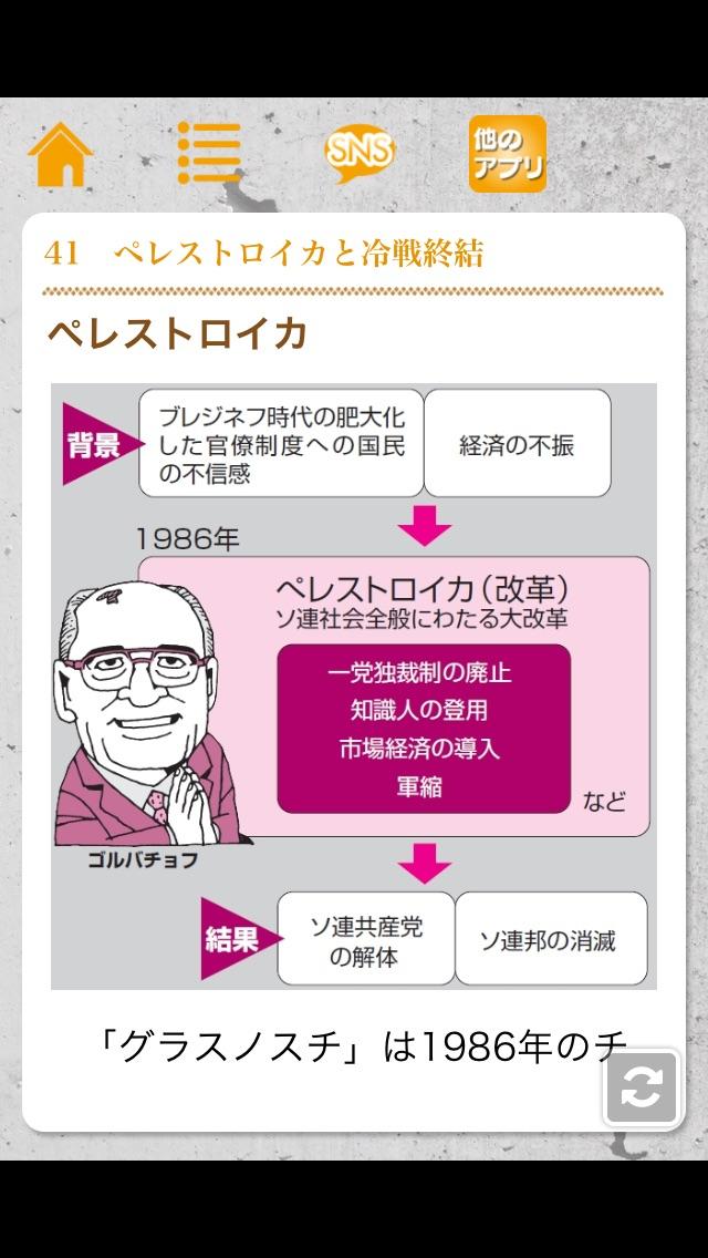 図解 世界史 近現代編 screenshot1