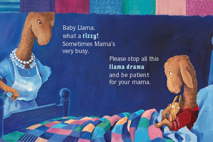 Llama Llama Red Pajama screenshot-4