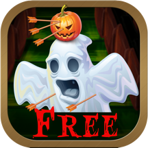 Scary Halloween: Haunted Pumpkin Adventure Arcade Game Free
