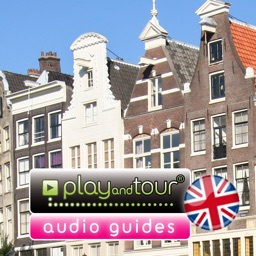 Amsterdam touristic audio guide (english audio)