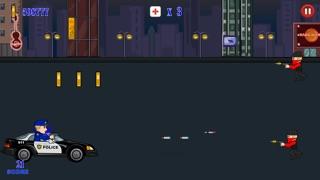 Cop & Robber Bank Escape - Police Criminal Chase Battle Free-0