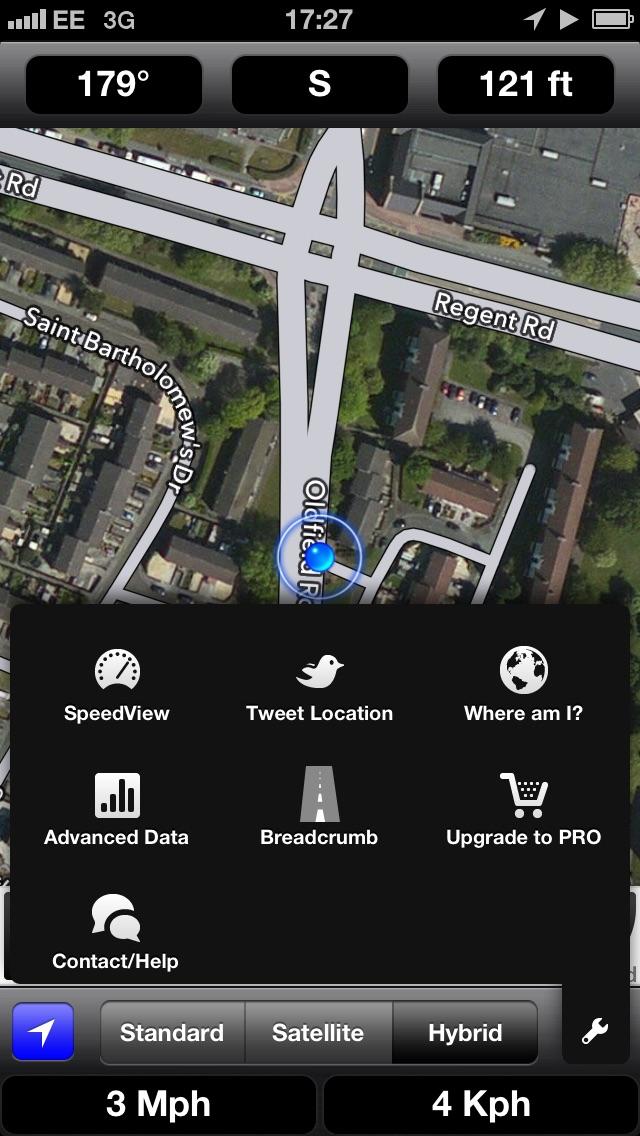 Location+ iPhone