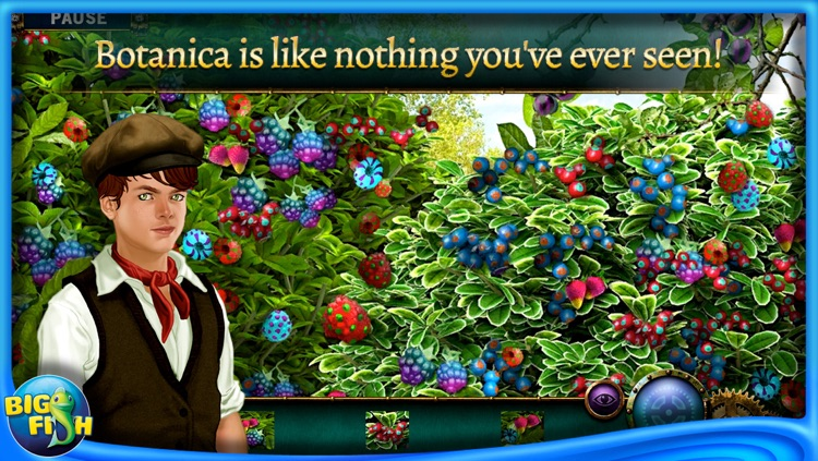 Botanica: Into the Unknown Collector's Edition - A Hidden Object Adventure screenshot-3