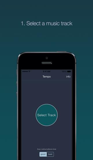 BPM Tempo screenshot two