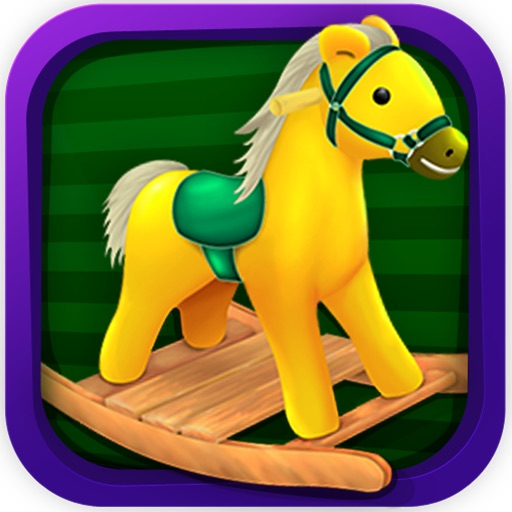 Toddler Trainer - Count the Toys HD Lite icon