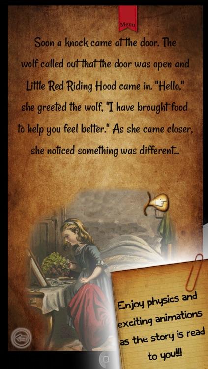 Little Red Riding Hood Free screenshot-3