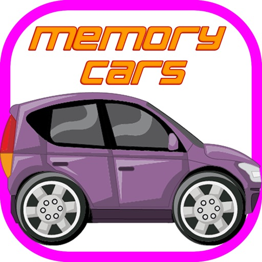 Cars Memory Games - Kids Games
