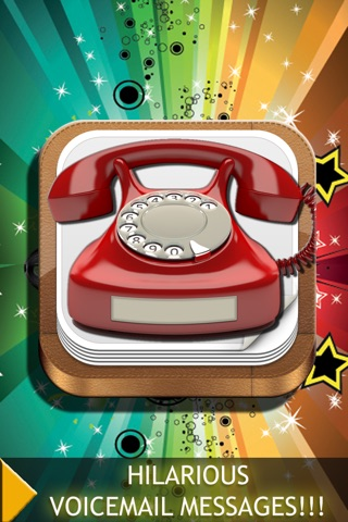 Voicemail booth pro funny answering machine messages app price drops screenshot 10 for voicemail booth pro funny answering machine messages m4hsunfo
