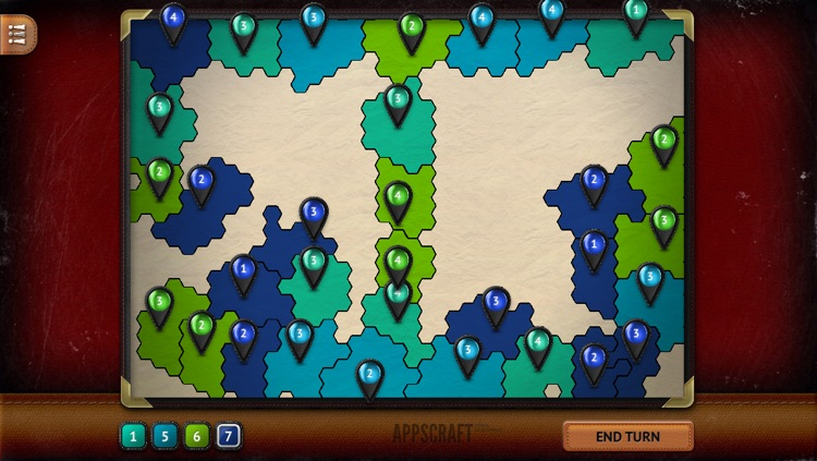 Hexagon Wars screenshot-2